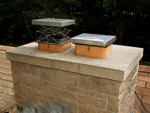 Chimney Caps & Dampers